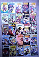 Lot of 25 ARCHER & ARMSTRONG Comics  # 0 - 7 / 9 - 25 Valiant  Unread HIGH GRADE