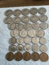 1960s and 1970s Proof Coins ✯ 40+ YEARS OLD ✯ 5 COINS FREE BONUS ✯ OLD U.S ✯