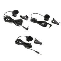 Car Bluetooth External Microphone for Car Stereo 3.5mm 2.5mm GPS DVD Radio