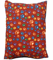 DOG BED REMOVABLE ZIPPED COVER EXTRA XL BIG WASHABLE PET CUSHION COVER