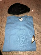 Star Trek Spock Halloween Costume- Men's Size XL