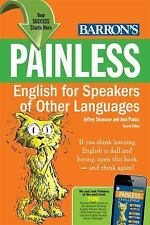 Painless English for Speakers of Other Languages Barron's Painless Series