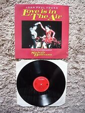 "John Paul Young Love Is In The Air Strictly Ballroom 3 Mixes 12"" Vinyl Single"