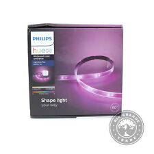 """NEW Philips Hue Dimmable LED Light Strip - White & Color Ambiance - 80"""""""