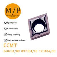 50pcs CCMT060204 CCMT21.51 Carbide Inserts lathe turning Inserts milling inserts