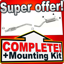 Renault Megane 1.4 16V Hatchback Classic Estate Scenic Exhaust Silencer 448