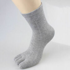 10 Pairs New Men's Women's Socks Pure Cotton Sports Five Finger Socks Toe Socks