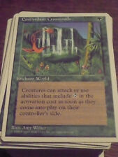 MTG Magic the Gathering CONCORDANT CROSSROADS Chronicles NEW unplayed RARE