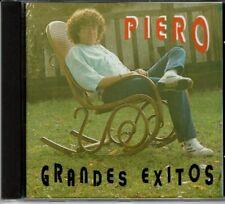 Piero Grandes Exitos  Contiene el Exito Mi Viejo y Otros  BRAND  NEW SEALED  CD