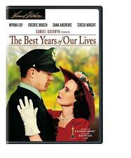 The Best Years of Our Lives [New Dvd]