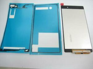 Black Full LCD display+ touch screen +Glue For Sony Xperia Z2 L50W D6503 D6502
