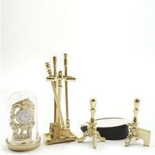 Fireplace Accessories IM66235 Dollhouse Int'l Miniatures