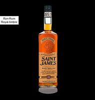 SAINT JAMES Royal Ambre Rhum Ron - Rhum Agricole - Rum Martinique