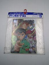 Anime Manga Yu Yu Hakusho Jumbo Carddass Station Prism Card Bandai Japan Vintage