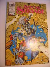 Semic MARVEL DC Comics FRANCE BD LUG Super Hero Special STRANGE n°89 Nov 1993