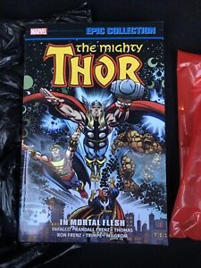 Marvel Epic Collection THOR: IN MORTAL FLESH~ TPB NEW