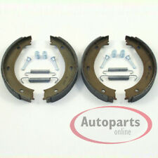 Opel Omega A B Handbremsbacken Backen mit Zubehör Satz für hinten Hinterachse*