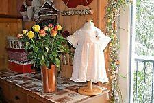 robe neuve tartine et chocolat 18 mois rose pale doublee BABY EAU DE ROSE nouvea
