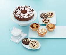 Martha Stewart Doily Lace Cake And Cupcake Stencils