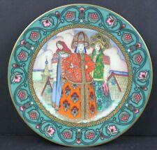 Villeroy & Boch The Russian Fairy Tales Collector Plate Vassilissa The Fair