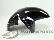 2006-2011 Kawasaki ZX-14 Front Fender Mud Guard Hugger Fairing Cowl Carbon Fiber