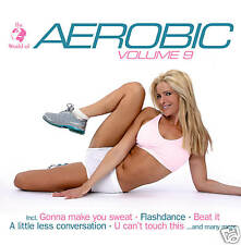 CD Aerobic Vol 9 von Various Artists aus der The World Of Serie   2CDs
