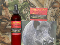 """WILD HOG Lure """"HAWG CALLER"""" 8oz. for Hunting and Trapping wild hogs!!!"""