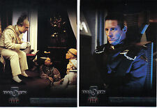 BABYLON 5 SEASON 4 SET OF 2 TNT MOVIE CARDS