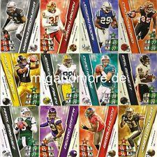NFL Adrenalyn XL - bundle tutte le mappe di base 400