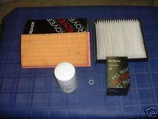 Filterpaket Servicekit Inspektionspaket MG F MGF Ölfilter Luftfilter