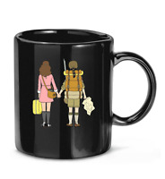 Moonrise Kingdom Suzy & Sam Movies Cartoon Coffee Mug