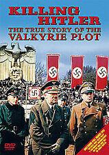 Killing Hitler - The True Story Of The Valkyrie Plot (DVD, 2008, 2-Disc Set) new