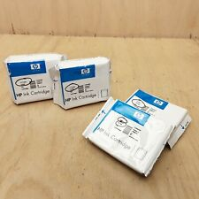 4x C9425A HP 85 Genuine New HP Cyan Ink DesignJet 10PS 20PS 30 50PS 90 120 130