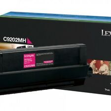 Lexmark C920 Magenta 14000 page yield Toner Cartridge (C9202MH)