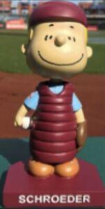 2021 Phillies Peanuts Schroeder Bobblehead SGA - 5/4/21 - New in Box - RARE