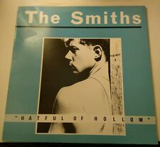 The Smiths - Gatefold LP - Hatful of Hollow IMPORT Portuguese 1ST press 12/1984