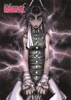 SURGE / Women of Marvel 2008 BASE Trading Card #71