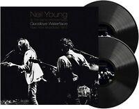 Neil Young & Santa Monica Flieger Goodbye Waterface (2020) Vinyl 2-LP Neu/Ovp