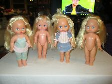 Mattel Lil Miss Dress Up Make Up Color Magic Dolls