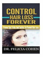 CONTROL HAIR LOSS FOREVER NEW PAPERBACK BOOK