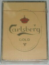 Carlsberg Beer Gold Playing Cards