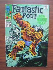 """FANTASTIC FOUR"", NO.79 OCT. 1968 VERY FINE CONDITION, ORIGINAL OWNER!"