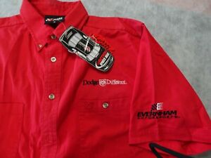 "Ray Everham Dodge Different NASCAR MOPAR long sleeve Shirt  ""M"" Large NEW"