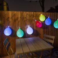 LED Lichterkette Luftballon Balloon String Lights Party Event Beleuchtung