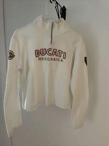 Ducati Motorcycle Sweater Size XL