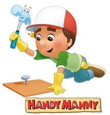 Handy  Manny # 13 - 8 x 10 - T Shirt Iron On Transfer