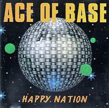 ACE OF BASE : HAPPY NATION / CD (METRONOME MUSIK GMBH 517 749-2)