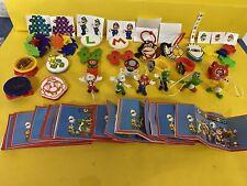 Komplettsatz Super Mario alle 24 Figuren mit DV563  mit BPZ
