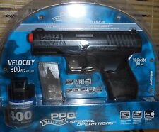 Umarex Walther PPQ Special Operations Airsoft Spring Pistol 2 clip 15 Rounds 400