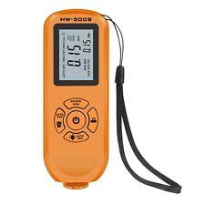 Digital Coating Thickness Gauge 0 2000um Nfe Car Paint Test Meter Mfe Tester Kit